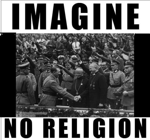iimaginenoreligion