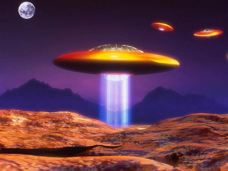 OVNI - por que não vemos eles com frequência?